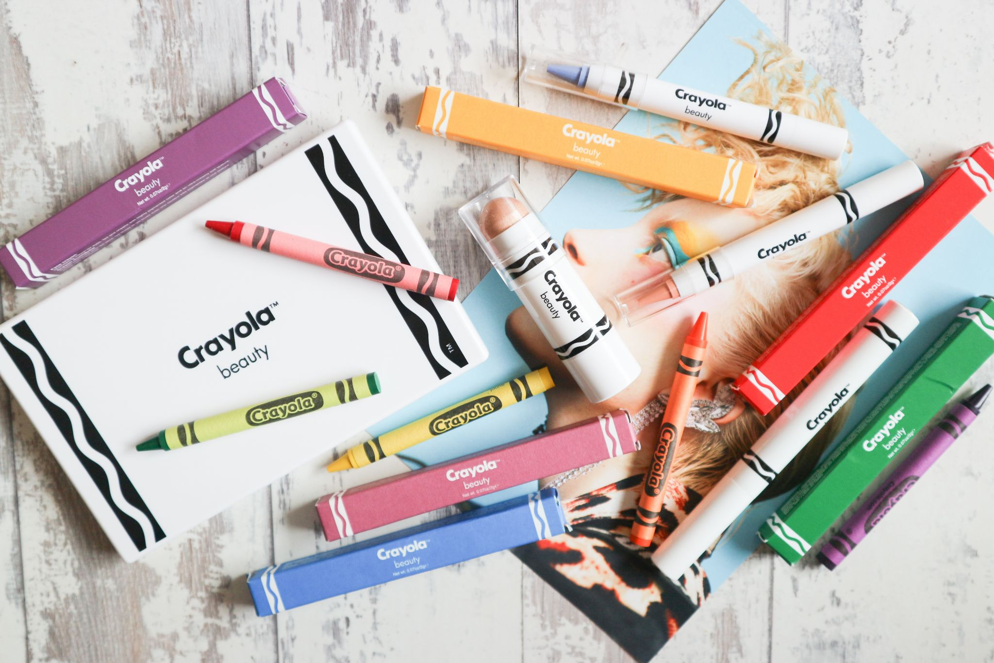 crayola beauty review