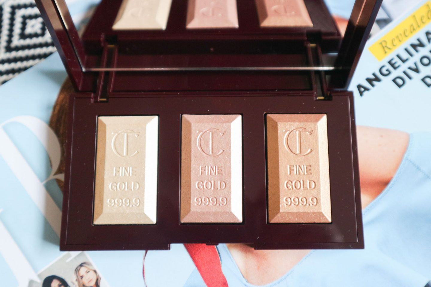 Charlotte Tilbury Bars of Gold Palette