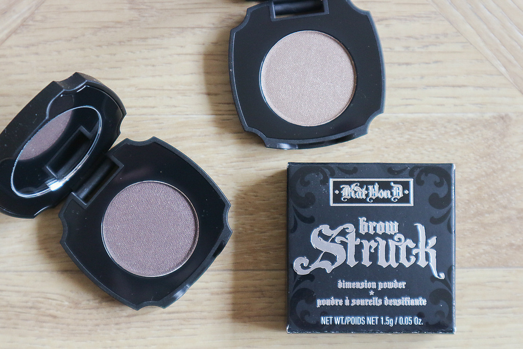 Kat Von D Brow Struck Dimension Powder in Walnut