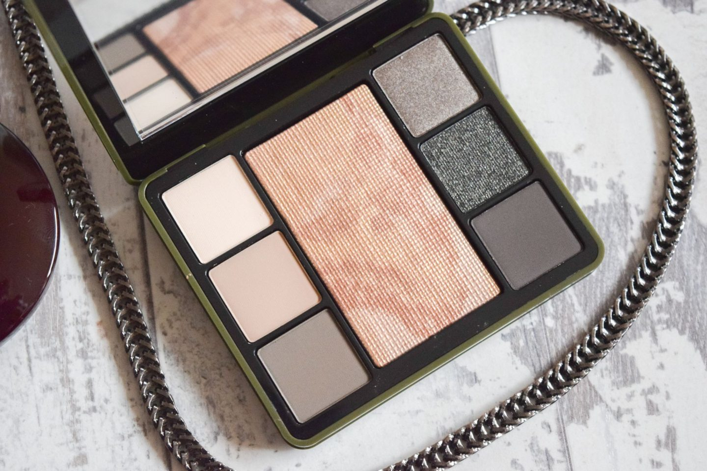 Bobbi Brown LE Camo Luxe Eye and Cheek Palette