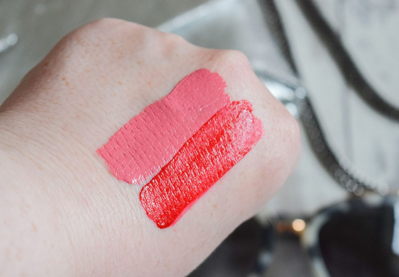 Buxom Va Va Plump Shiny Liquid Lipstick swatches