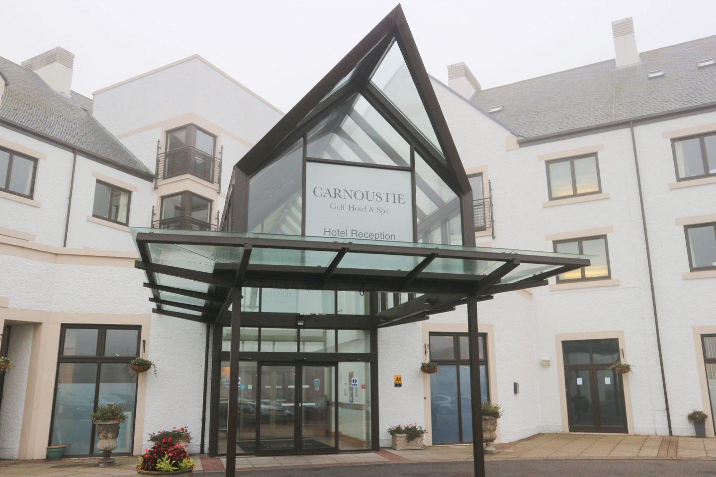 Carnoustie Gold Hotel & Spa