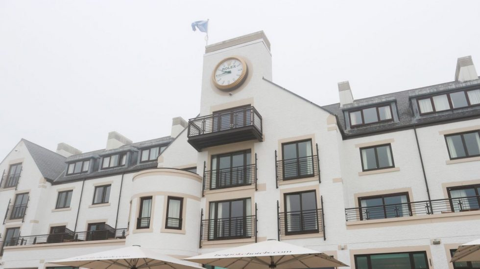 carnoustie golf hotel front