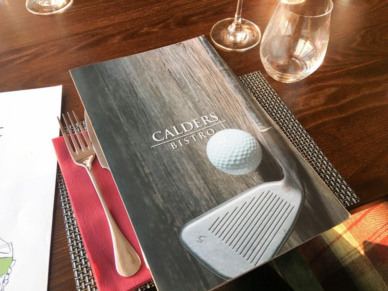 Carnoustie Gold Hotel & Spa Calder's Bistro