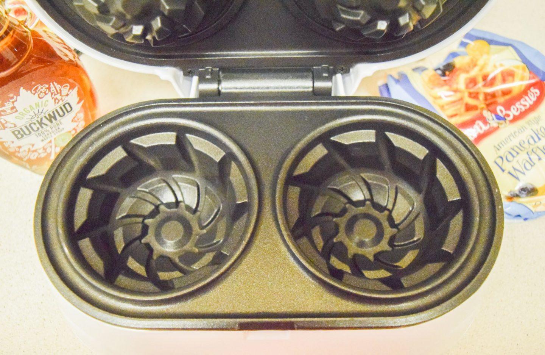 KitchPro Duo Waffle Bowl Iron