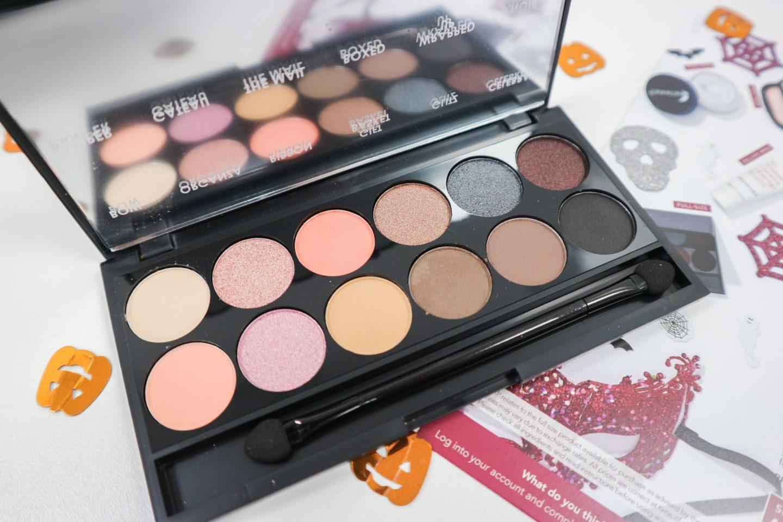 Sleek MakeUP Eyeshadow Palette in Oh So Pretty