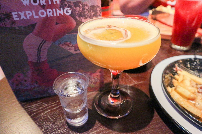 revolution glasgow mitchell street cocktail