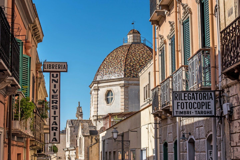 sardinia town