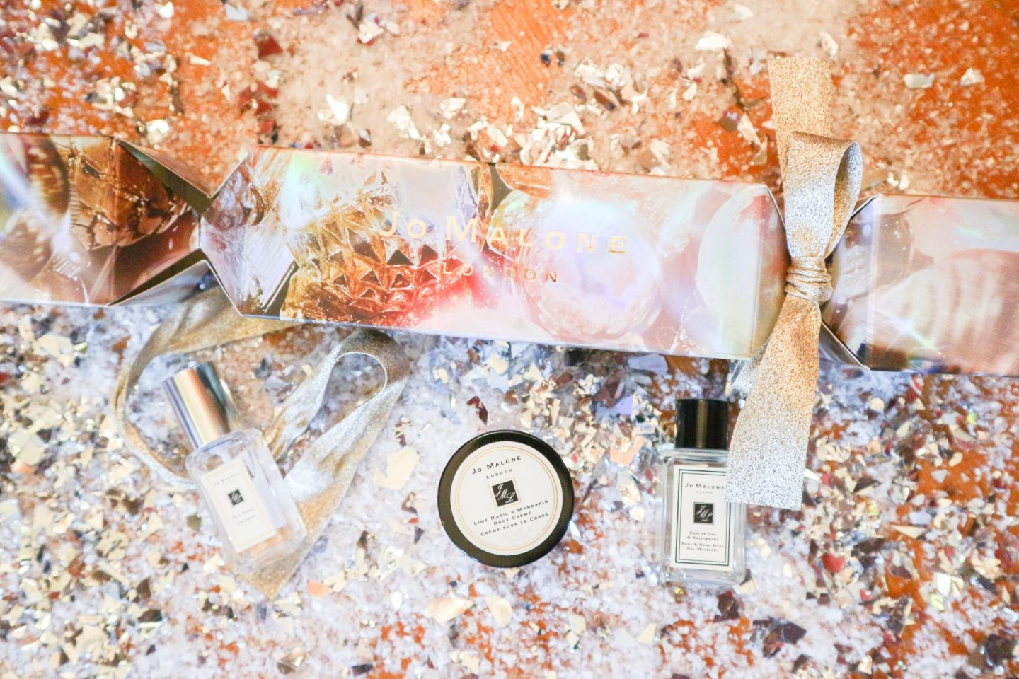 Jo Malone Bring on the Baubles Christmas Cracker