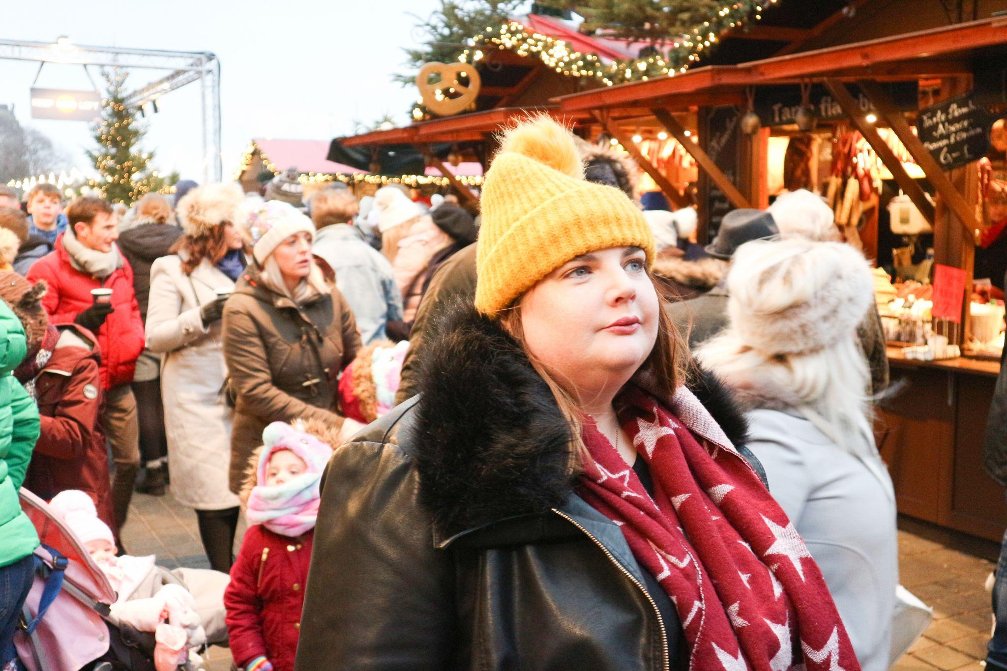 edinburgh christmas 2018