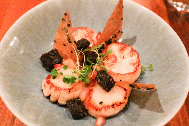Taisteal restaurant Edinburgh