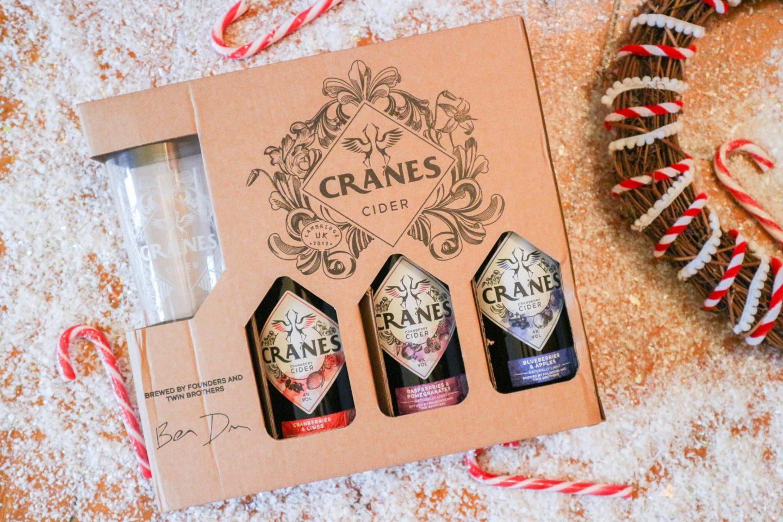 Cranes Cider Gift Pack