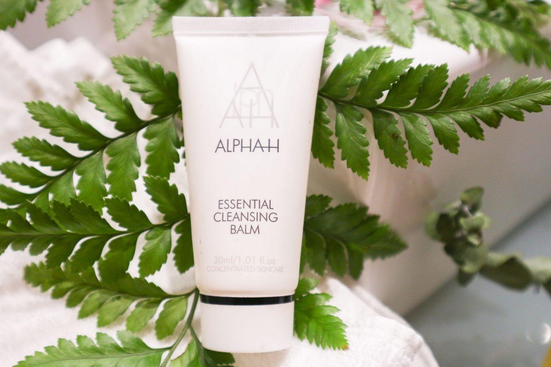 Alpha H Essential Cleansing Balm