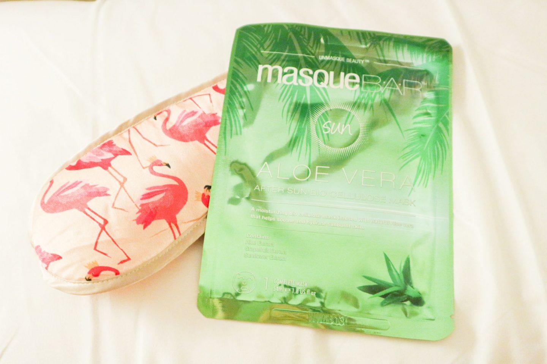 Masque Bar Aloe Vera After-Sun Bio-Cellulose Mask