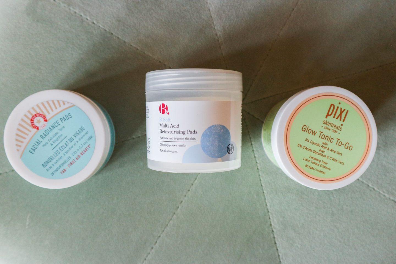 B. Multi Acid Retexturising Facial Pads