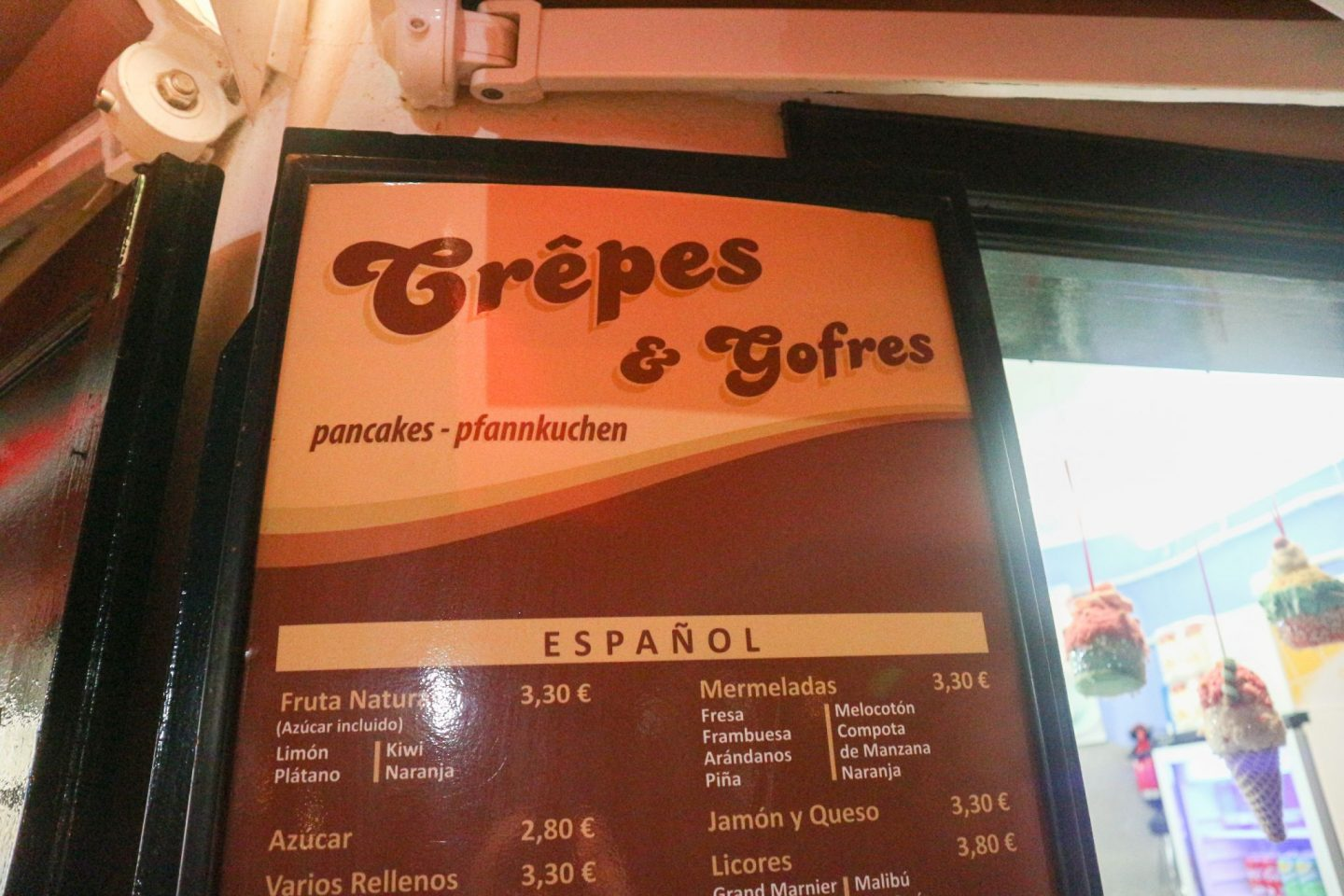costa teguise crepes