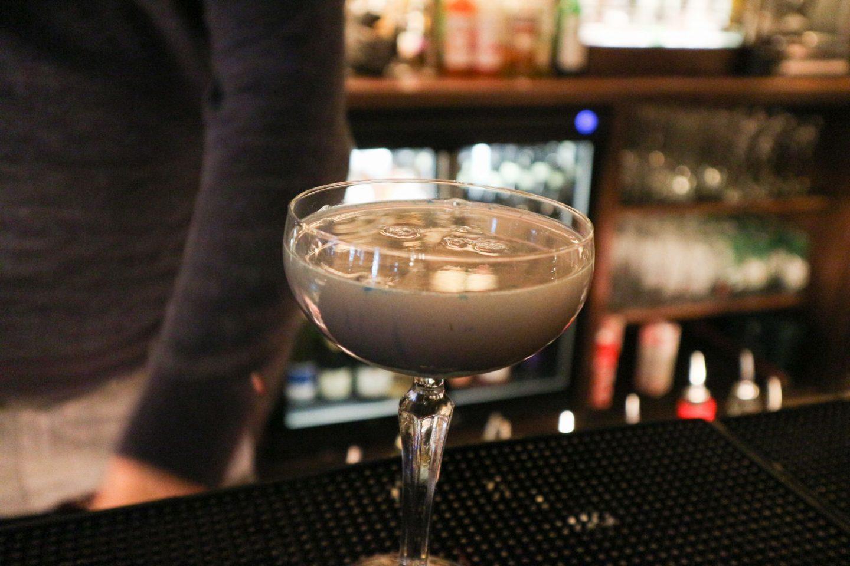 the printing press edinburgh cocktails