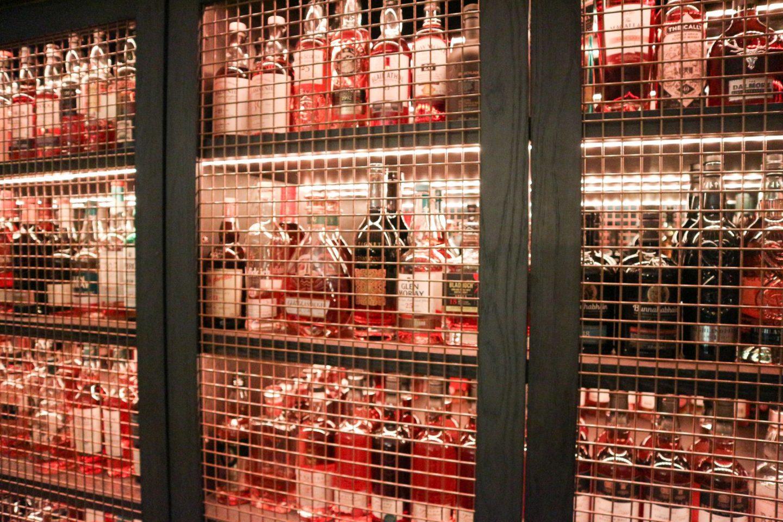 the glasshouse edinburgh the snug whiskies