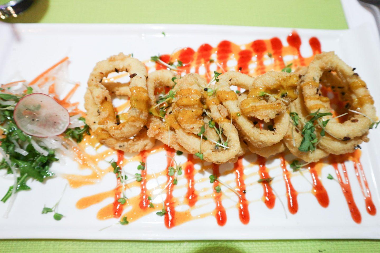 konkana edinburgh chilli squid
