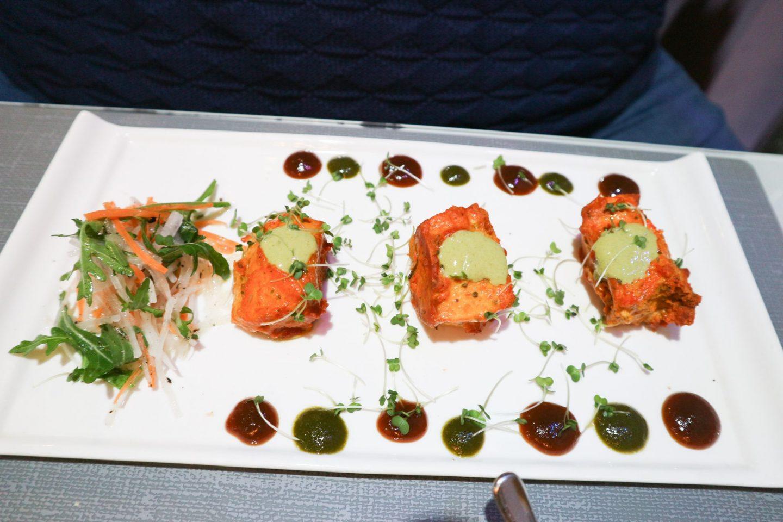 konkana edinburgh Shahi salmon