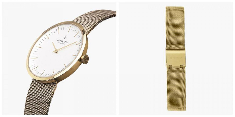 Nordgreen Infinity Gold Watch 32mm