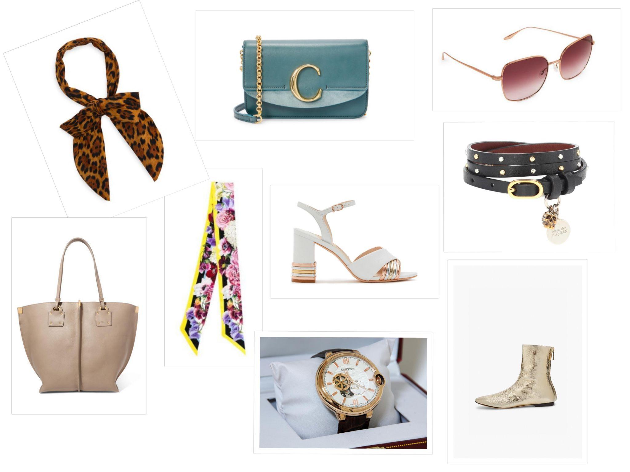 spring 2019 luxury fashion accessories