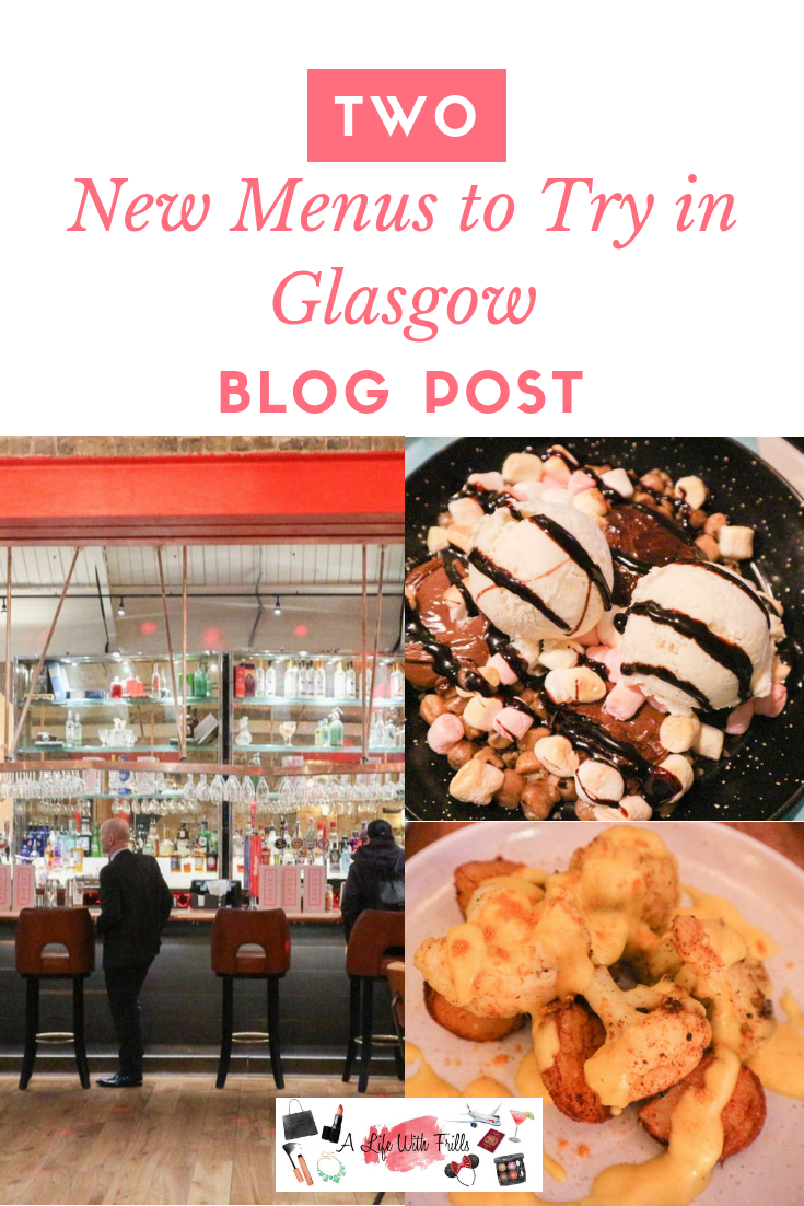 Glasgow restaurant review