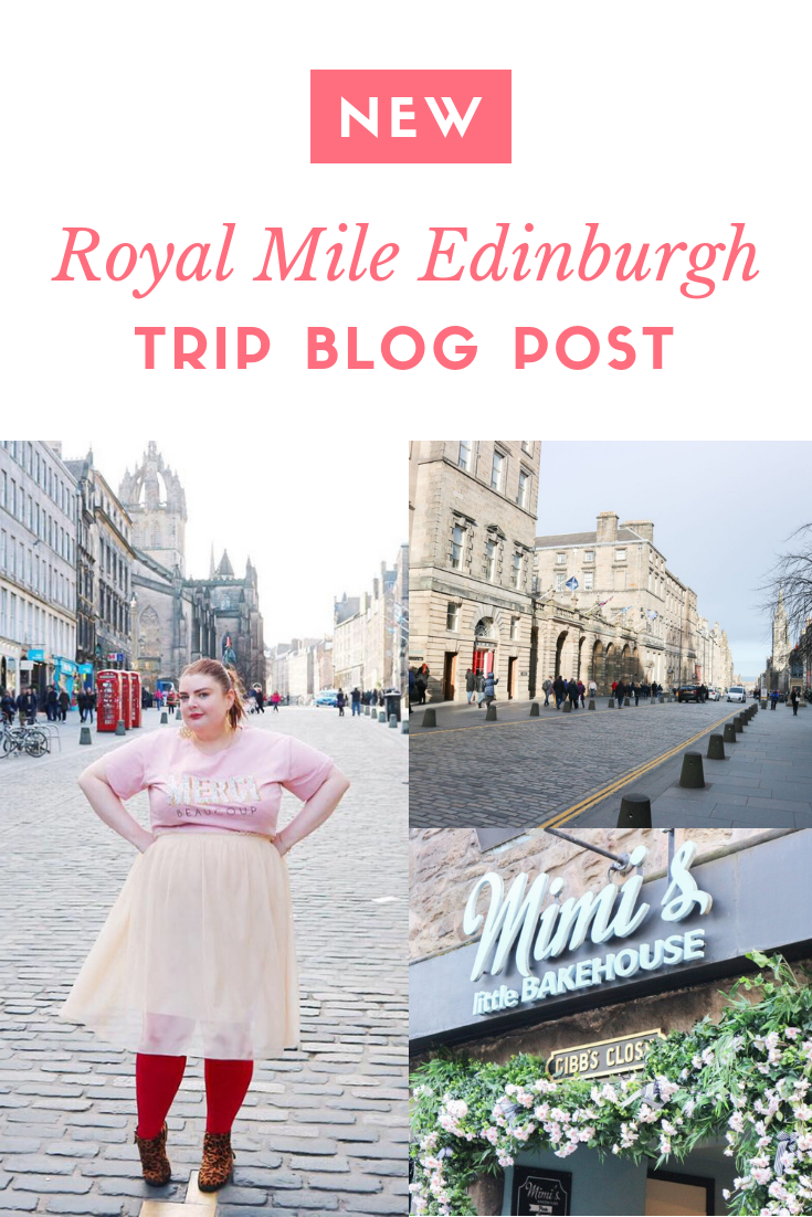 Edinburgh Royal Mile guide