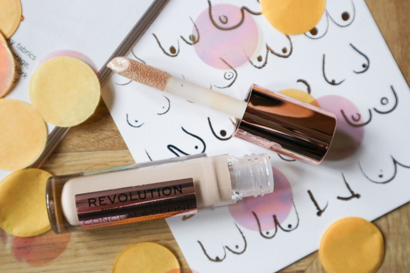 Makeup Revolution Conceal & Define