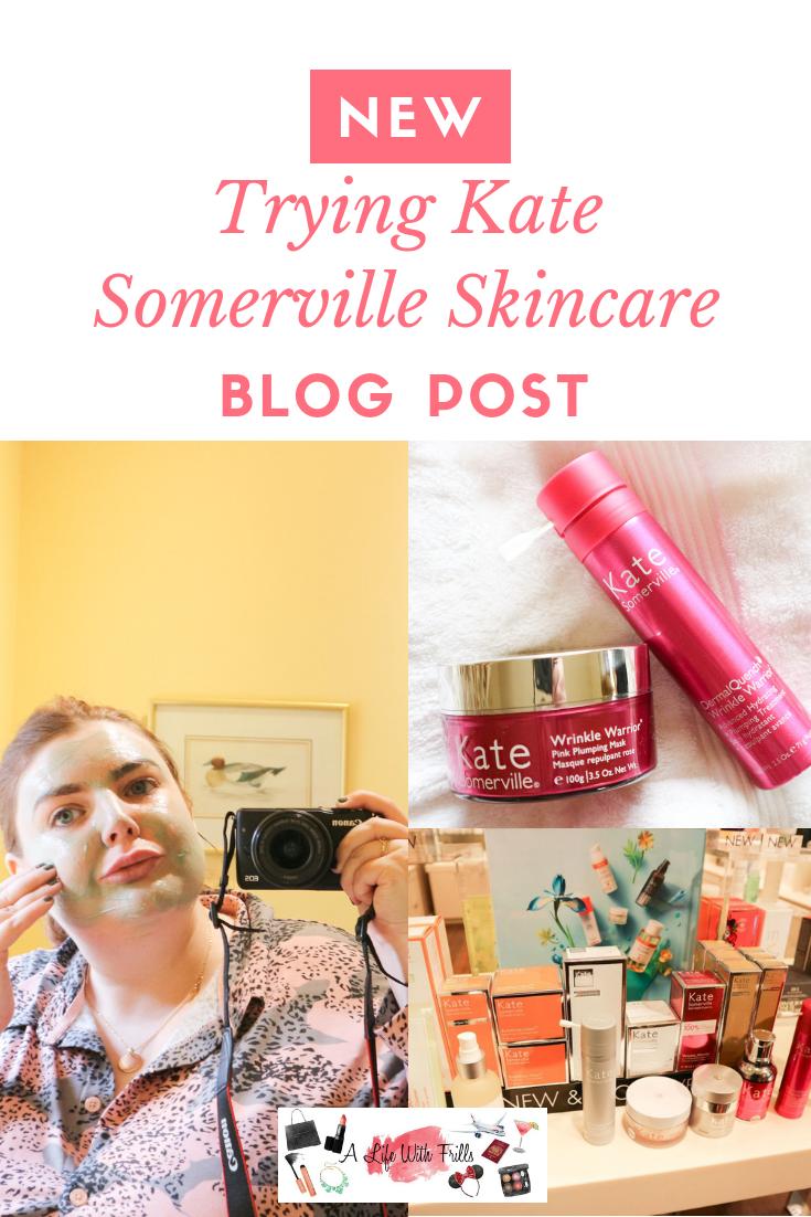Kate Somerville Blog Post