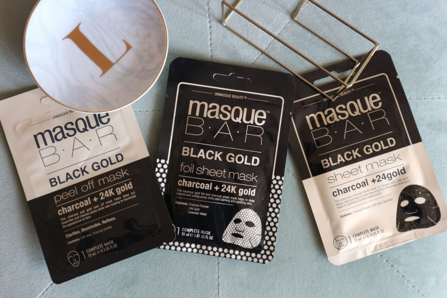 masquebar black gold collection review