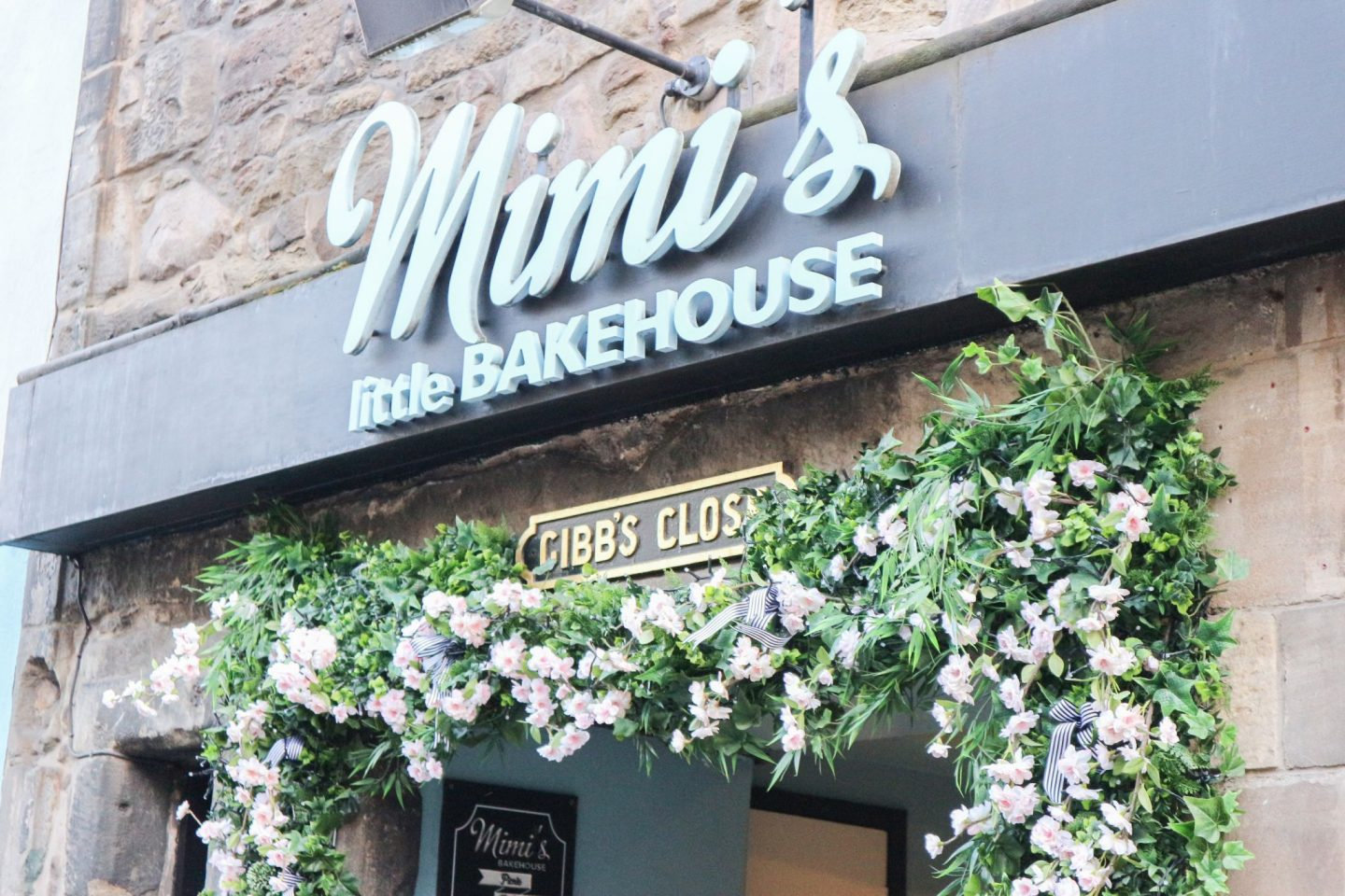 mimi's little bakehouse edinburgh