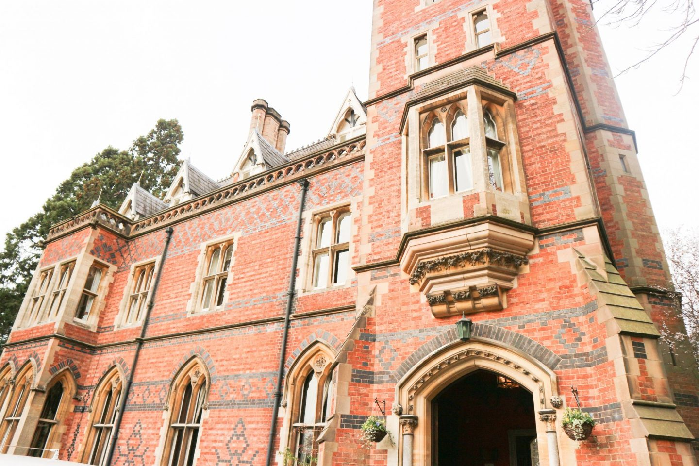 brownsover hall exterior