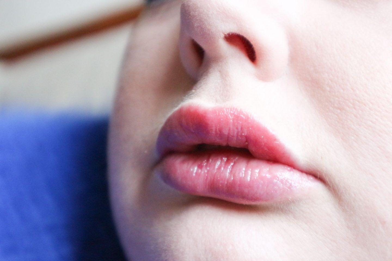 Bobbi Brown Extra Lip Tint in Bare Blackberry