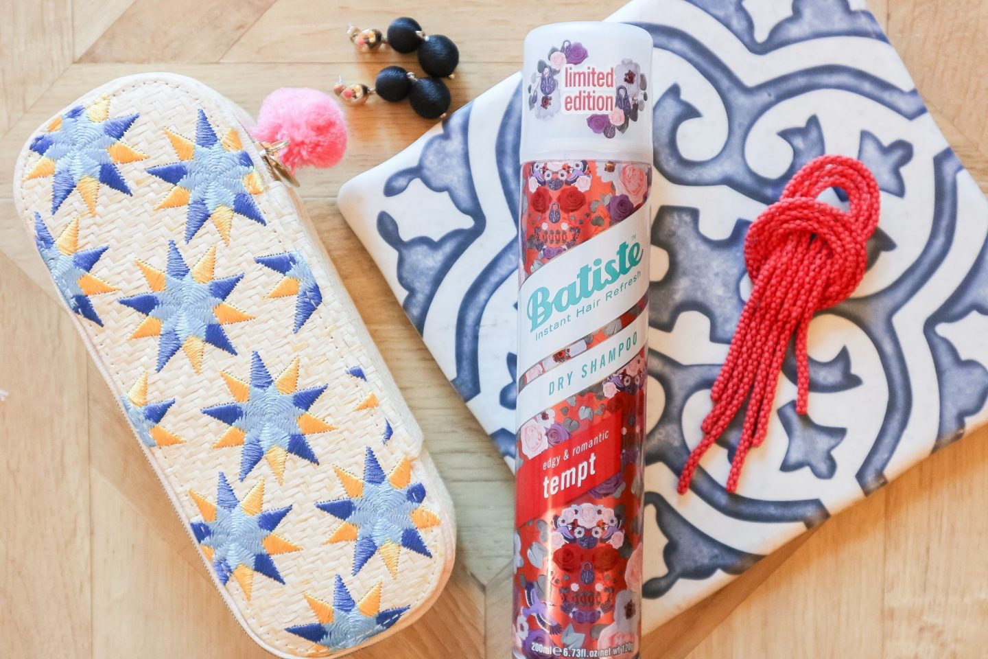 Batiste Dry Shampoo in Limited Edition Tempt review
