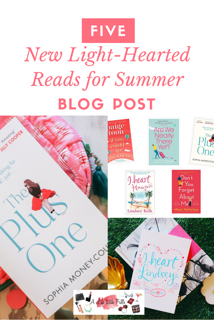 books to read this summer 2019
