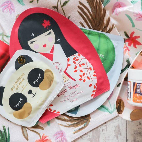 korean beauty face masks