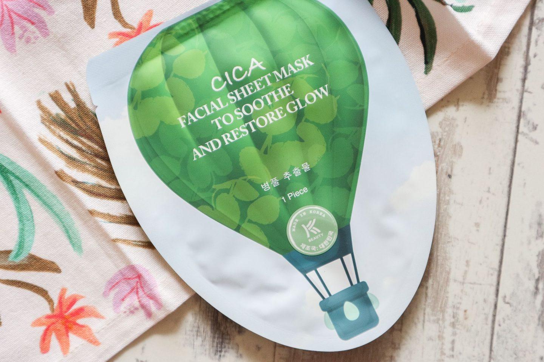 Avon Cica Soothing Sheet Mask