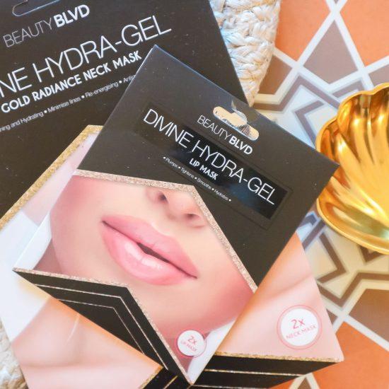 Beauty Boulevard Divine Hydragel Masks
