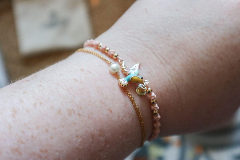 Vivienne Westwood Hummingbird Bracelet