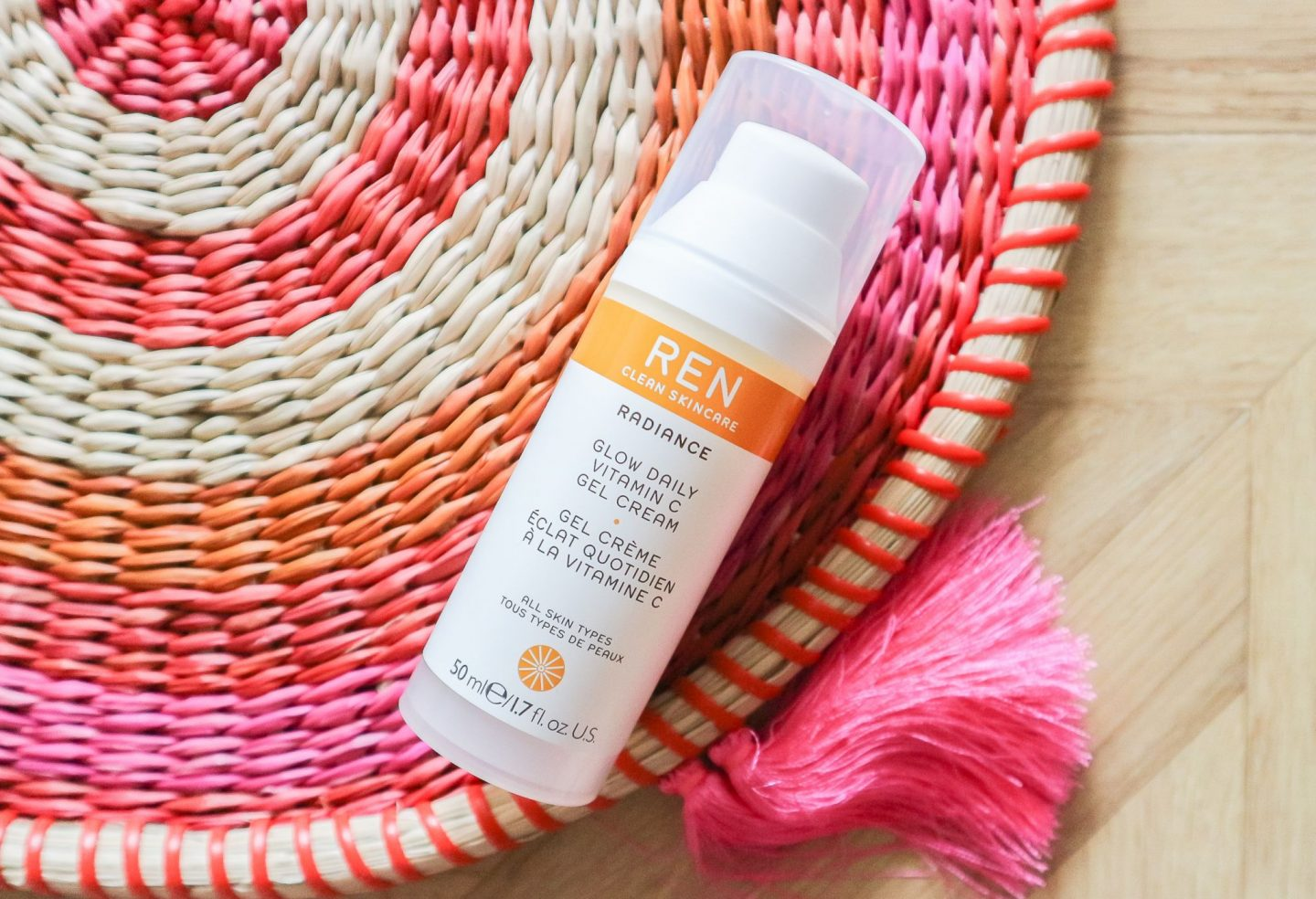 REN Radiance Glow Daily Vitamin C Gel Cream
