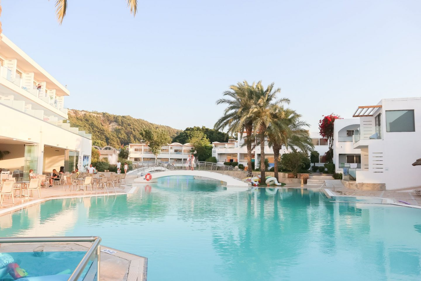 avra beach resort rhodes