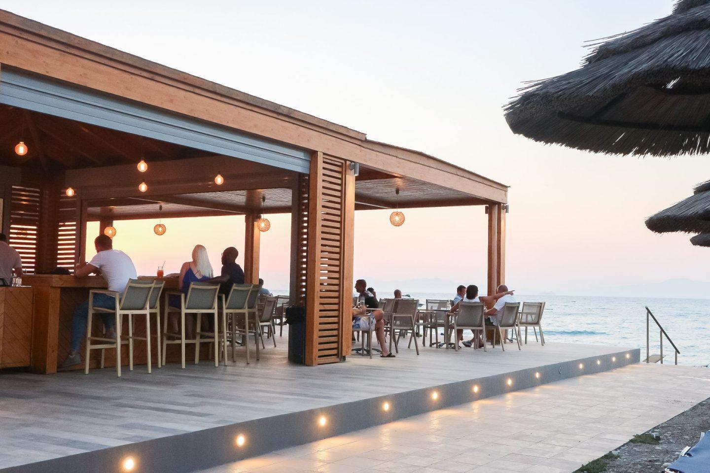 avra beach resort ixia