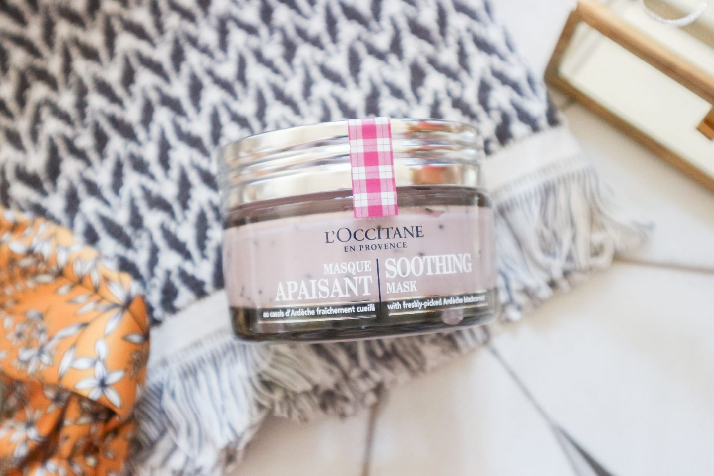 L'Occitane Soothing Mask