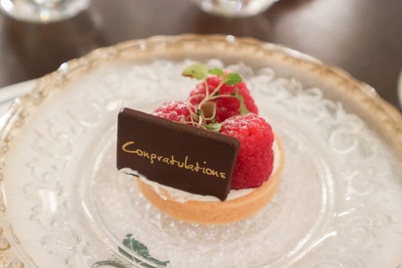 congratulations tart