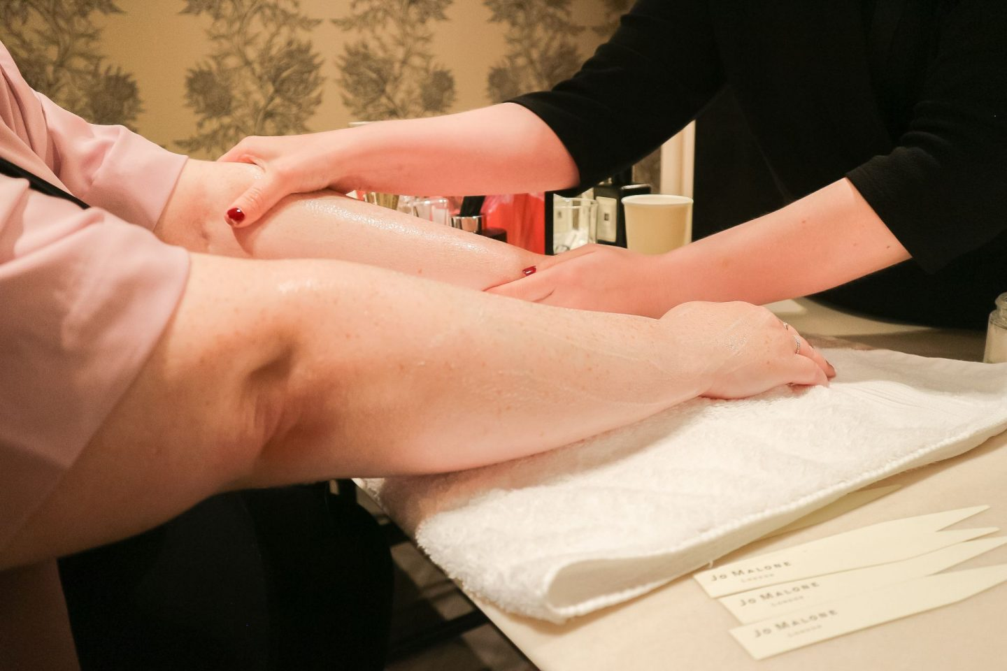 jo malone hand and arm massage