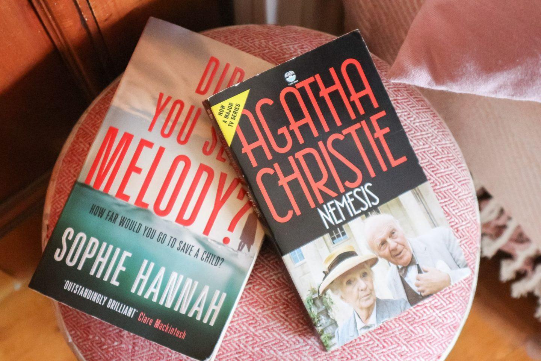 great thriller novels