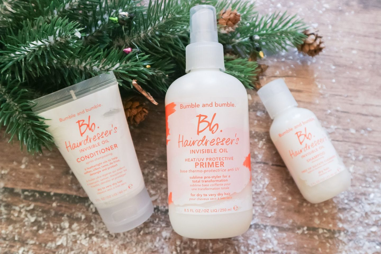 Bumble & Bumble Sleigh Belle for Mega Moisture Set