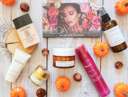 Autumn 2019 favourite products