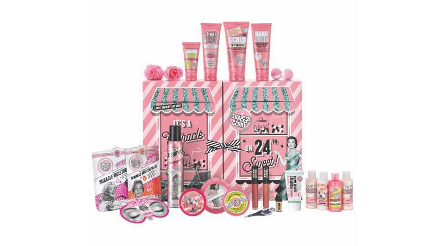 Soap & Glory Miracle on 24th Street Advent Calendar